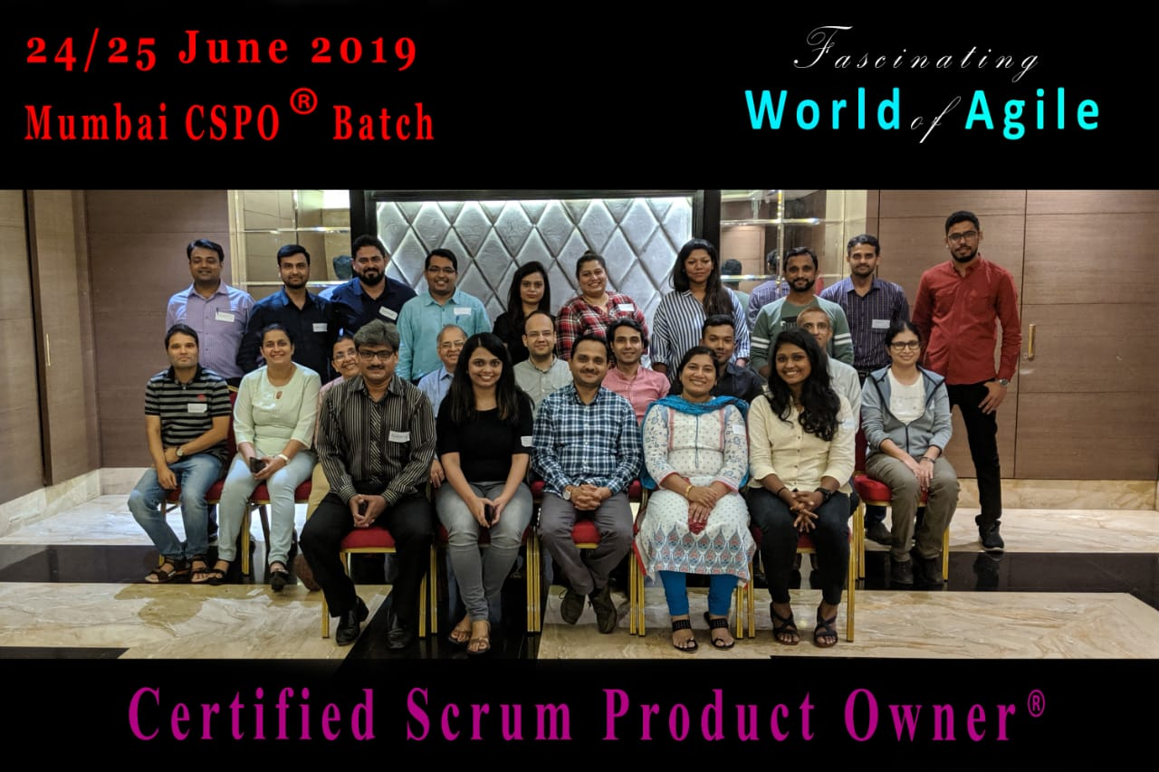 CSPO - World of Agile1